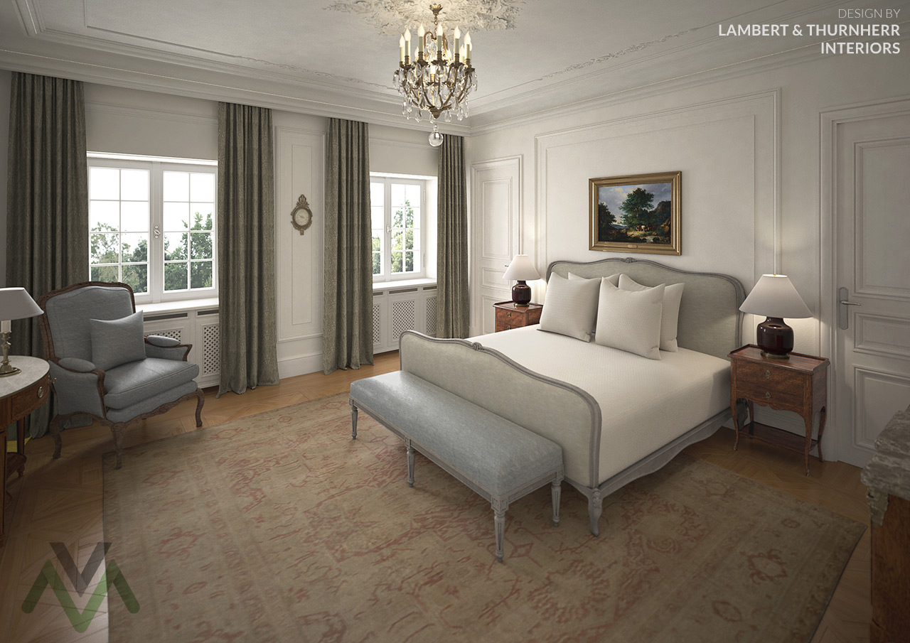 mighty visage studios 3d visuals for london interior designers lambert thurnherr. Black Bedroom Furniture Sets. Home Design Ideas