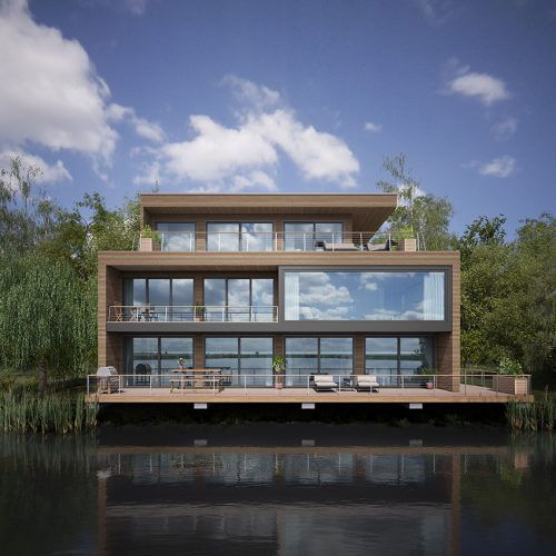3d-architectural-exterior-visualisation-lake-house