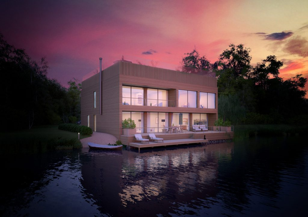 3D Visualization Lakehouse