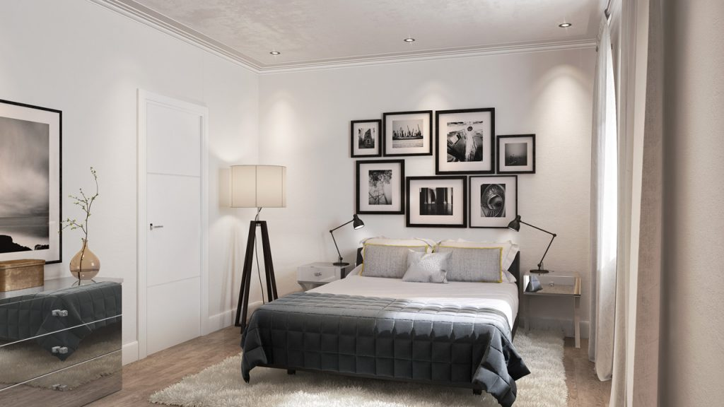 3D Interior Design Bedroom