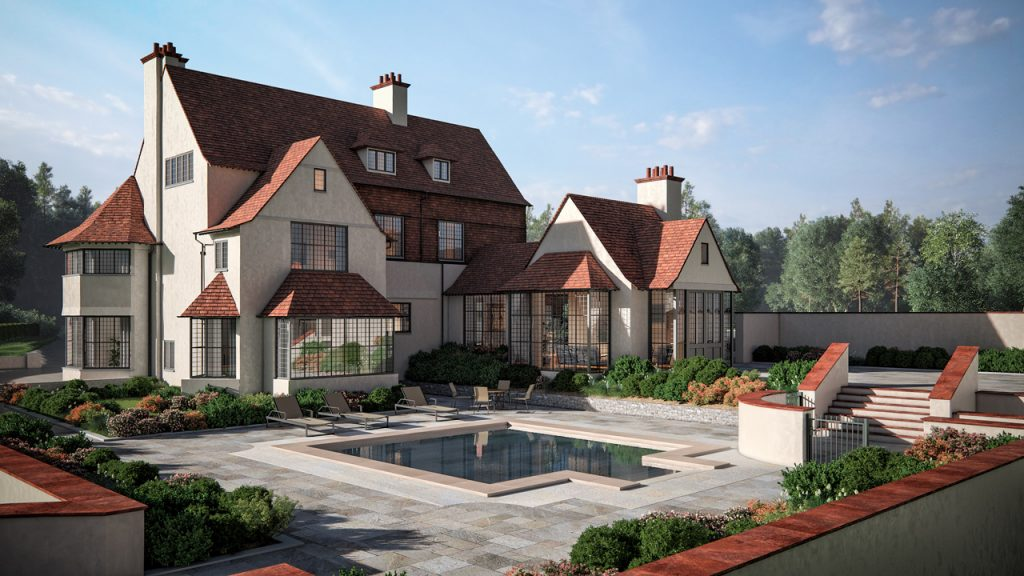 CGI and modeling services for property developers