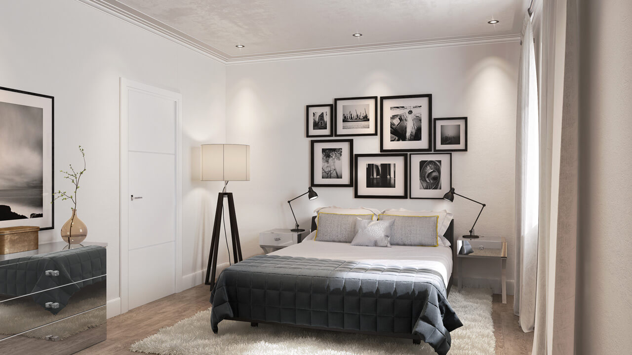 3D Visuals London - Interior Design - 3D Render