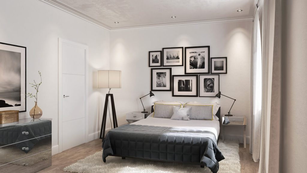 Interior Design Concepts and Visuals for Residential and Commercial Projects - 3D Rendered Images