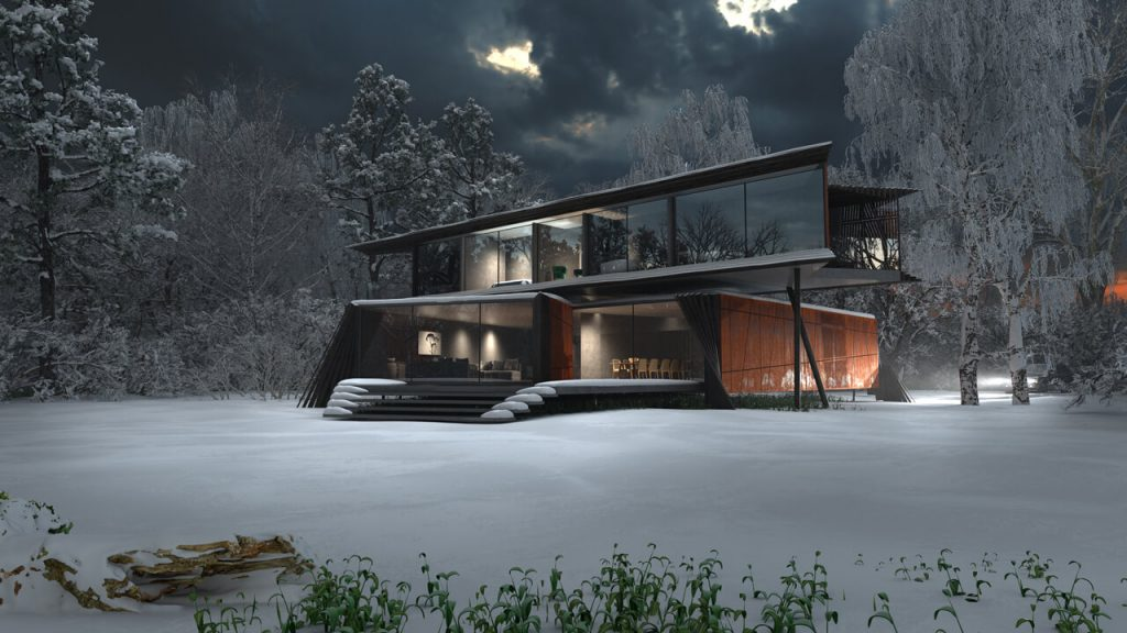 3D Rendered Images - Specialist 3D Rendering for Architects and Property Developers