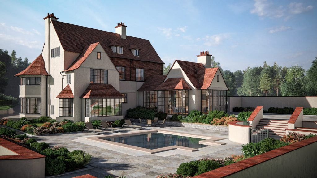 3D Building Rendering - Property Development CGI and Visuals for Marketing and Planning