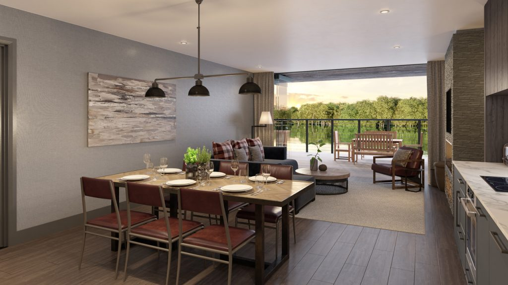 The Lakes by YOO - Barnhouse Dining Area