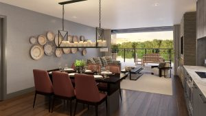 The Lakes by YOO - Modern Dining Area