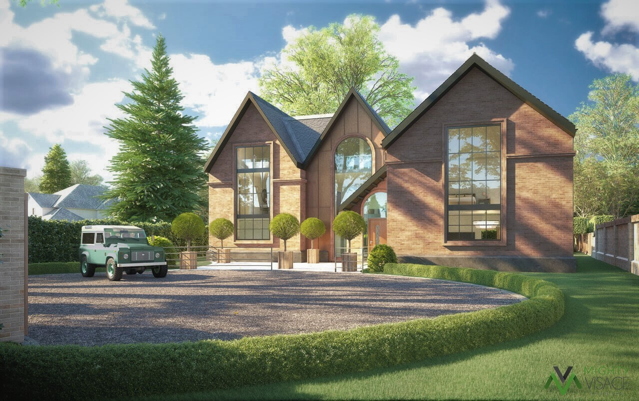 Architectural Visualization for Property Developers and Architects