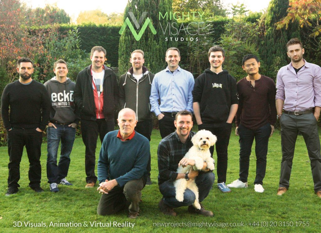 Mighty Visage Studios Team